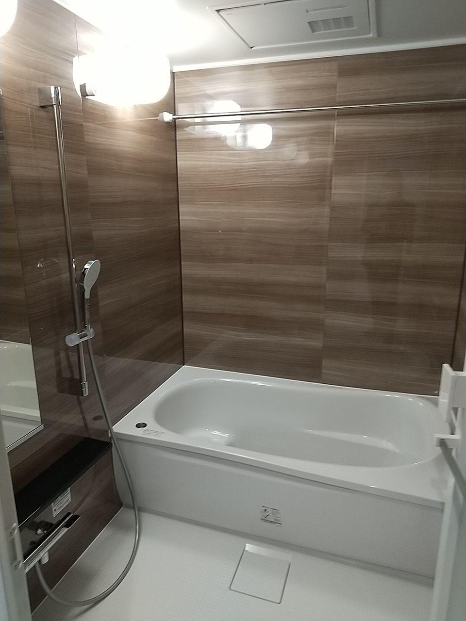 TOTO1428 浴室乾燥機付き